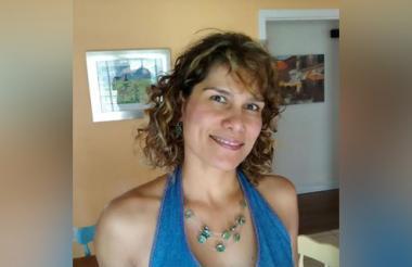 Isabel Cristina Zuluaga, colombiana que fue asesinado por su hijo de 13 años.