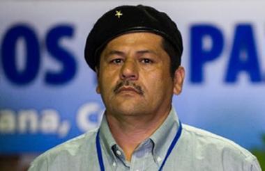 Henry Castellanos, alias 'Romaña'.