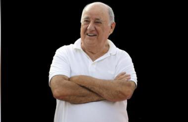 Amancio Ortega, cofundador del Grupo Inditex (Zara).
