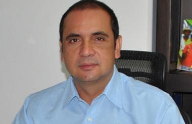 Raúl Machado López, alcalde de Becerril.