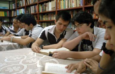 Durante la última década, los estudiante del Instituto Von Humboldt se han destacado en las pruebas del Estado.