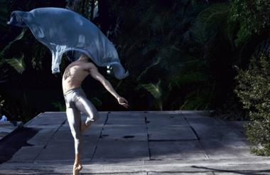 Fotografía de la serie 'Azul', de Juan Sebastían Fernández.
