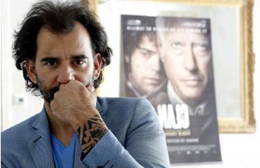 El director Pablo Trapero.