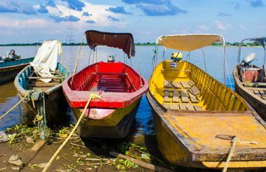 Las fotos fueron tomadas con 'smarphones' y cámaras digitales por un grupo de aficionados de IG_Barranquilla.