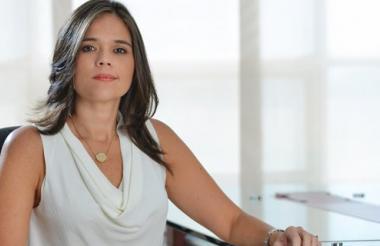 María Teresa Fernández se mostró interesada en trabajar en la cultura de los municipios del Atlántico.