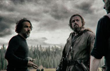 The Revenant, protagonizada por Leonardo DiCaprio, está nominada a los premios PGA, a los Golden Globes y suena para los Óscar.