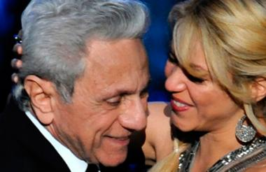 Tanto William Mebarak como Shakira mantienen cerca de sus afectos a su querida Barranquilla.