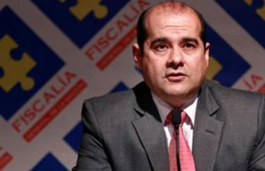 Luis González, director nacional de Fiscalías.