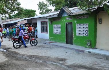 El crimen se registró en el barrio Bella Isla, en el sur de Sincelejo.