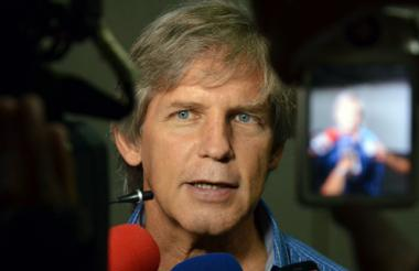 Alfredo González-Rubio, presidente del Junior.