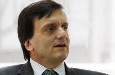 Eduardo Pizano, presidente de Naturgas.