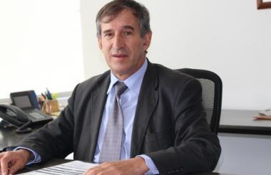 Jorge Pinto, director ejecutivo de la Comisión de Regulación de Energía y Gas, Creg.