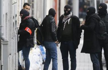 Salah Abdeslam llamó a un preso en Bélgica la noche de los atentados de París.