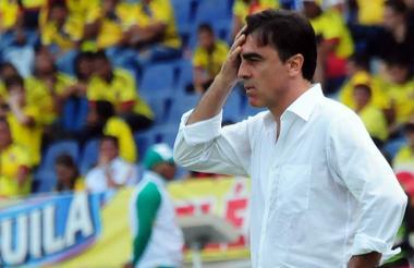 Gustavo Quinteros.