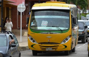 Sibus opera con 70 busetas.
