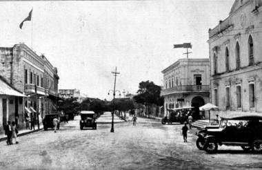 Barranquilla en sus inicios como ciudad.