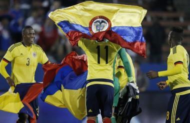 La Selección Colombia logró la clasificación a Río 2016, luego de eliminar a Estados Unidos en el repechaje Olímpico el pasado 29 de marzo.