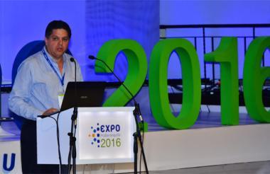 Gian Piero Celia, presidente del Consejo Directivo de ProBarranquilla.