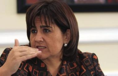 María Lorena Gutiérrez.