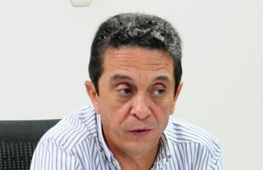 José García Sanleandro, gerente general de Electricaribe.