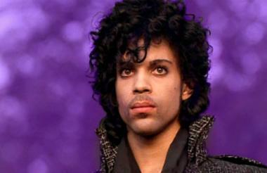 El cantante norteamericano Prince.