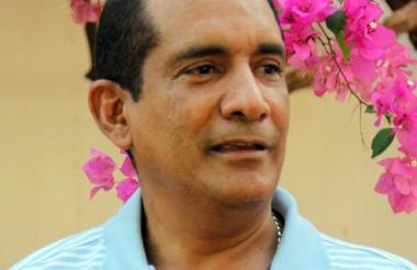 Rafael Manjarrés, compositor de la canción 'Ausencia sentimental'.