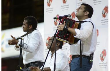 El ingeniero químico Jaime Dangond Daza se convirtió ayer en el nuevo Rey Vallenato del Festival más representativo de Valledupar.