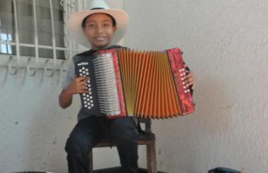 Sergio Luis Moreno Fragoso, nuevo Rey Infantil vallenato.