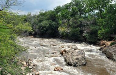 Según la oficina de Gestión de Riesgo del Cesar, el Rio Guatapurí es uno de los afluentes en alerta por crecientes súbitas.