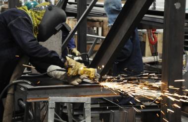 Empresa metalmecánica.