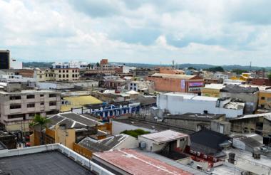 Panorámica de Sincelejo, ciudad que tiene 5.649 usuarios de agua en el estrato 3.