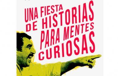 El eslogan de esta edición del premio y festival es 'Una fiesta de historias para mentes curiosas'.