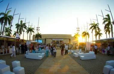 Así se vivió la primera edición de Sabores Cartagena en 2014.