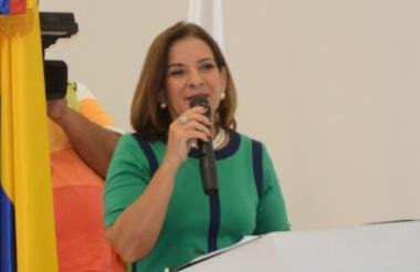 Margarita Cabello Blanco, presidenta de la Corte Suprema de Justicia.