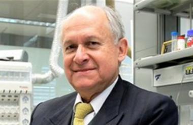 Manuel Elkin Patarroyo.