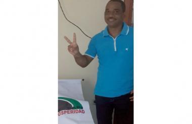 Carlos Paternina Orozco, alcalde de Arroyohondo.
