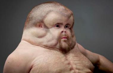 Así luce este 'super humano' creado por la Comisión de accidentes de Australia.