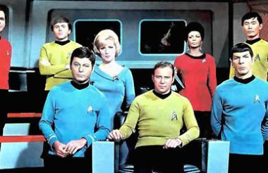 """""""Star Trek""""."""