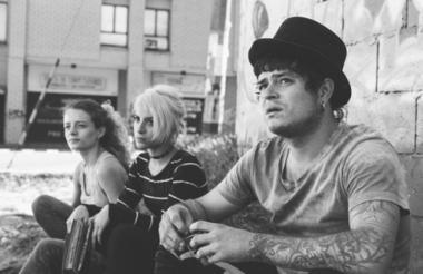 Escena de la película 'Los nadie' del director colombiano Juan Sebastián Mesa.