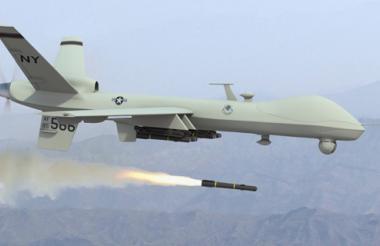 Drone de Estados Unidos.