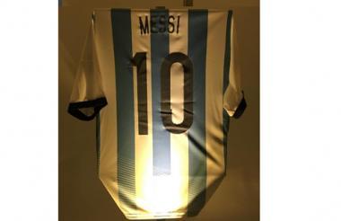 Foto publicada por el padre de Messi en su cuenta personal de Instagram.