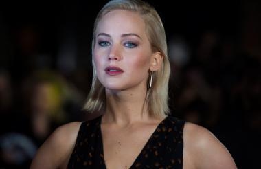 Jennifer Lawrence es la actriz mejor pagada del mundo, según Forbes.