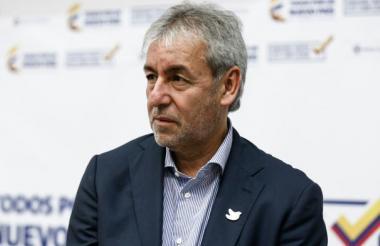 Jorge Eduardo Londoño, ministro de Justicia.