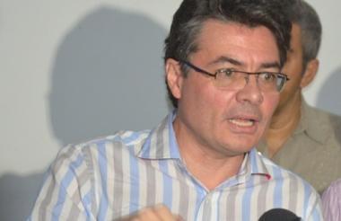Alejandro Gaviria, ministro de Salud.