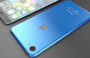 Así sería el nuevo color del iPhone 7.