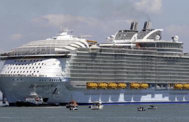 Crucero Harmony of the seas.