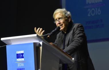 El exministro de Relaciones Exteriores de Israel, Shlomo Ben-Ami.