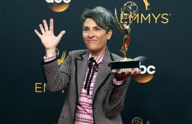 Jill Soloway, premio a mejor dirección de comedia.