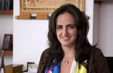 La representante a la Cámara, María Fernanda Cabal.