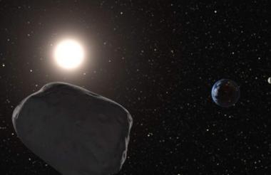 Un asteroide como este impactó la Tierra hace 55 millones de años.